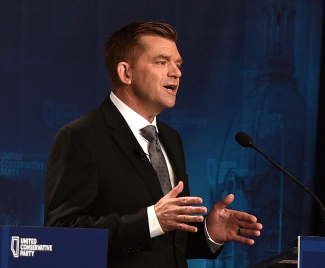 Jean said he is disappointed he was not elected leader of the United Conservative Party, but that whisperings he was planning to resign in the new year are rumours.
