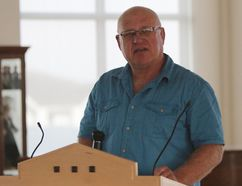 RM of Gimli Mayor Randy Woroniuk (above) said Gimli passed a resolution that can be revisited once the community recieves clearer information about the province's cannabis legislation and plans. (File Photo By Brook Jones)