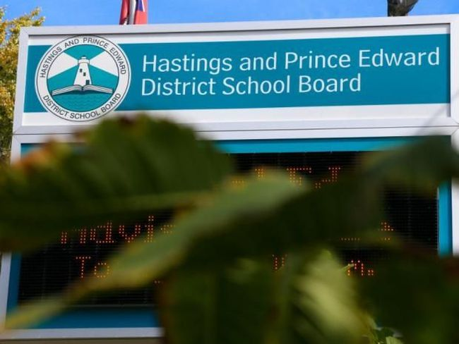 Intelligencer file photo The Hastings and Prince Edward District School Board board of trustees will meet Monday afternoon to vote on the naming committee's selection of Meyers' Creek Secondary School.
