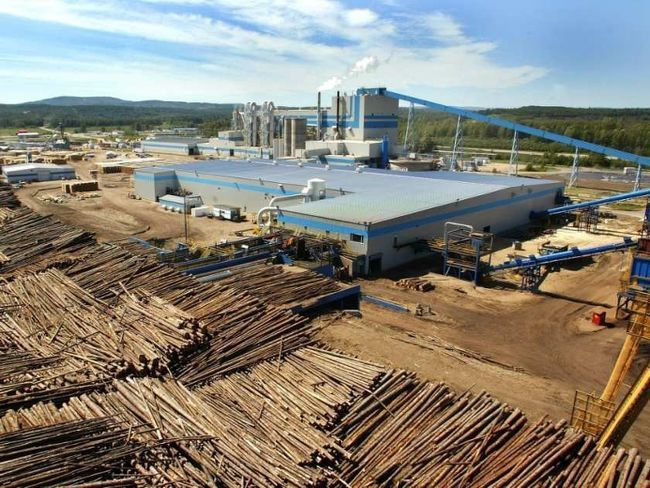 Millar Western announced on Jan. 3 that it had acquired the value-added manufacturer Spruceland Millworks for an undisclosed sum (File Photo).