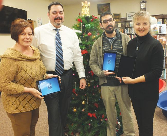 Photo by Leslie Knibbs/For The Mid-North Monitor