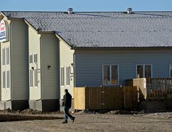 Noralta Lodge oil sands work camp near Fort McMurray, Alberta. Larry Wong/ Edmonton Journal/ Postmedia Network