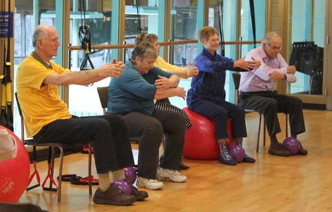 The Minds in Motion program incorporates physically and mentally stimulating activities for people with early to mid-stage signs of Alzheimer's disease or other dementias, and their care partners. (POSTMEDIA FILE PHOTO)