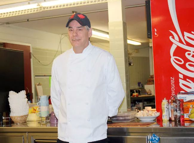 Pat Contant is owner of Crabby Patty's Restaurant in Kirkland Lake.  Postmedia Photo