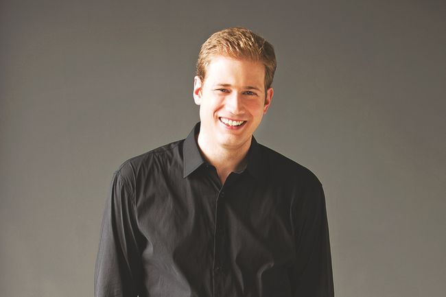 Jonathan Crow will be performing Korngold's violin concerto at tomorrow afternoon's Kingston Symphony Masterworks concert at The Isabel.