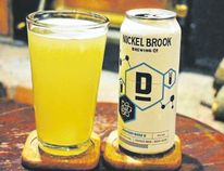 Beer D, a sour, highlights the Nickel Brook Mystery Pack. Craft beer fans can vote for their favourite from among four in the pack until Jan. 21. (Wayne Newton/Special to Postmedia News)