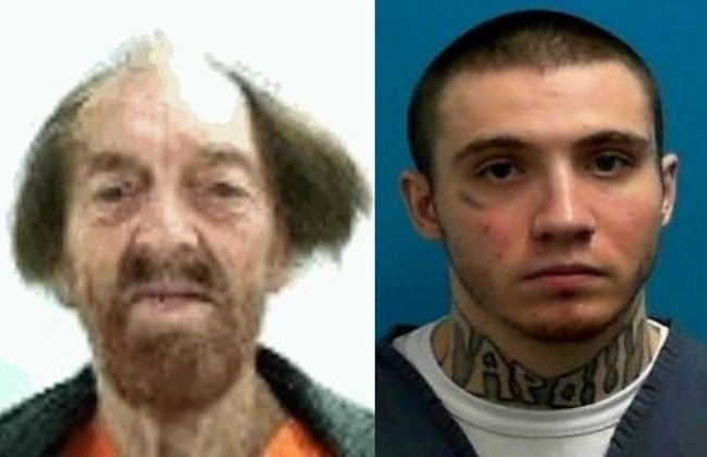 Art Williams, 82, who had been deemed mentally unfit for trial, was found dead Monday in his cell, allegedly brutally beaten to death by his cellmate Frederick Patterson III, 21, in the maximum-security wing of the Jackson County Correctional Facility.
