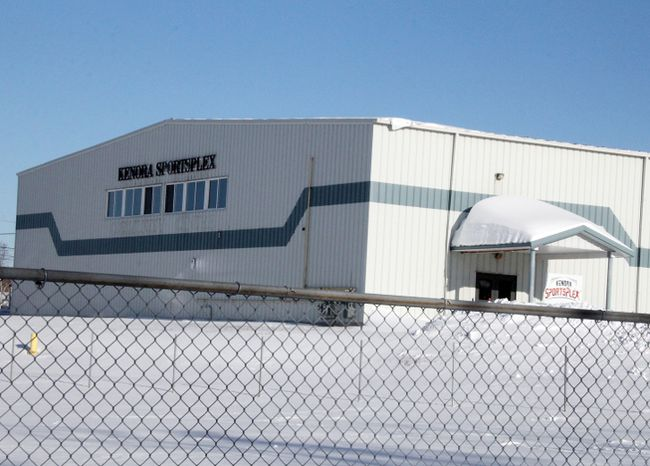Plans are underway to expand the Kenora Sportsplex, currently with multiple uses, by adding a second-floor play area. The Sportsplex expansion group let Kenora city council in on their plans Jan. 9. SHERI LAMB/Daily Miner and News/Postmedia Network