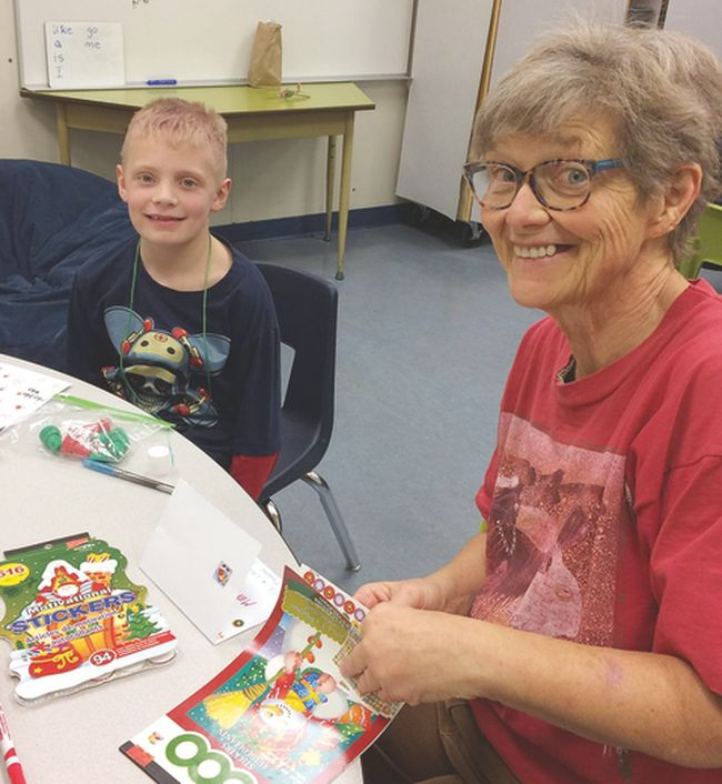 Photo courtesy of Tracy Cuffe. January is Mentoring Month for Big Brothers Big Sisters. The High River branch is continually looking for community members to become mentors to youth.