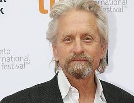 Michael Douglas of The Reach on the red carpet at the Princess of Wales Theatre during the Toronto International Film Festival in Toronto on Saturday September 6, 2014. Michael Peake/Toronto Sun/Postmedia Network