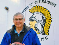 Delhi District Secondary School teacher and coach Gerry Malo will retire after a 35-year career later this month. JACOB ROBINSON/Simcoe Reformer