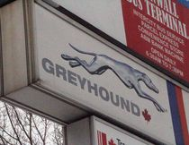 <p>Greyhound used to stop in Cornwall several years ago at the plaza on Tollgate Road, but moved its stop to a MacEwen Petroleum just outside city limits. Now the bus line will once again stop on Tollgate Road, but this time at a municipal bus stop, starting Jan. 28. Photo taken on Tuesday January 23, 2018 in Cornwall, Ont. </p><p>