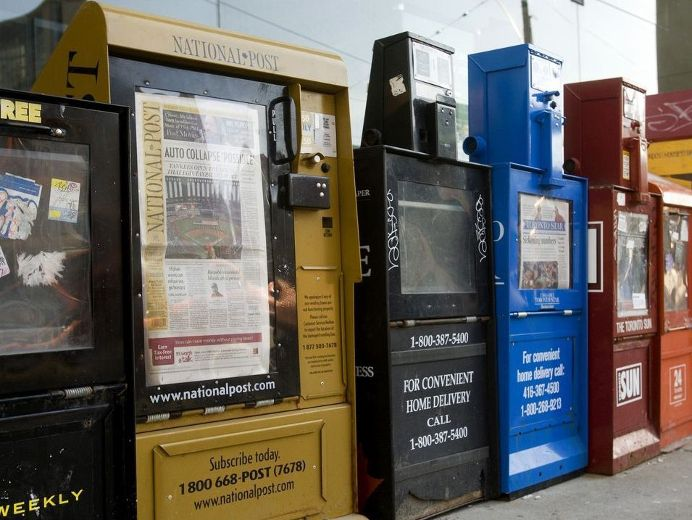 Extra! Extra! Federal government set to assist struggling newspapers in 2018 budget: Report
