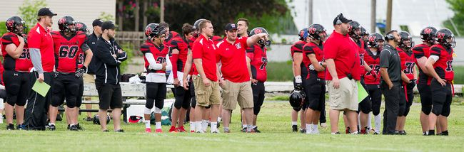 The Cornwall Wildcats will play in the Onario Football Conference this year, after years in the OVFL. Robert Lefebvre/Cornwall Standard-Freeholder/Postmedia Network