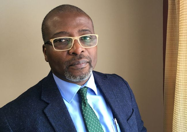 Youth need more information about the impact of recreational use of cannabis, said Queen's University psychiatry professor Oyedeji Ayonrinde, who oversaw the development of social media campaigns aimed at informing high school pupils, on Wednesday. (Elliot Ferguson/The Whig-Standard)