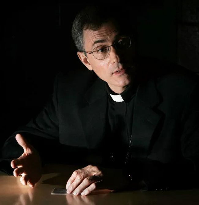 Bishop Ronald Fabbro (Postmedia File Photo)