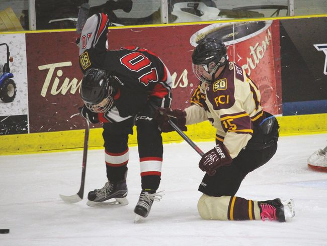 The PCI Trojans finished their regular season Friday night against Morden. Their sights are now set on Survivor Series game with Garden Valley Sunday afternoon. (file photo)