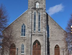<p>Nativity Co-Cathedral, on Montreal Road on Monday, February 12, 2018, in Cornwall, Ont. </p><p> Todd Hambleton/Cornwall Standard-Freeholder/Postmedia Network