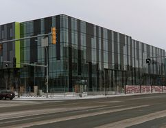 FILE PHOTO - The MacEwan University Centre for Arts & Culture opened last fall. The school's Theatre Arts program has received a 45-per-cent boost in applications compared to last year.