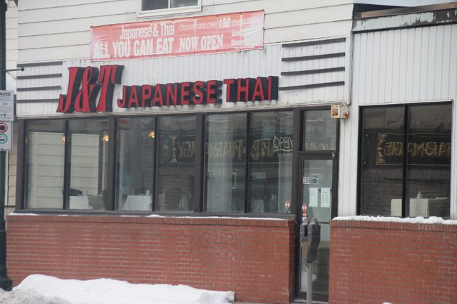 <p>J&T was the site of a confrontation between a family and the owners of the restaurant last week. Photo taken on Friday, Feb. 9, 2018 in Cornwall, Ont. </p><p> Alan S. Hale/Cornwall Standard-Freeholder/Postmedia Network