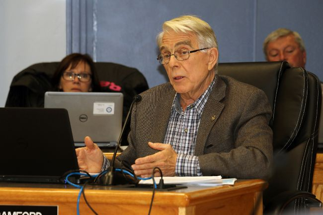 Timmins city councillor Pat Bamford continues to raise concerns about the plan not to have any traditional advance polling for the Oct. 22 municipal election in Timmins. The city's only plan so far is that advance polls will be done online, via the internet. Bamford said this is not helpful for people who do not use the internet.