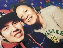 """According to a statement issued by the family of Joey Knapaysweet, this is the """"last photo of Joey taken before leaving for Timmins, with hopes to seek help in dreams for betterment of his life,"""" Knapaysweet was shot and killed by police at Gillies Lake on the morning of Saturday, Feb. 3. The matter is currently the subject of an investigation by the Special Investigations Unit."""