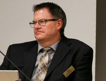 Tim Miller/The Intelligencer Rob MacIntosh resigned from his role as city councillor in Quinte West to accept the position of assistant manager of marina and waterfront facilities with the municipality.