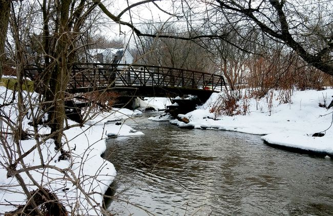 The Cataraqui Region Conservation Authority urges caution around bodies of water. (RONALD ZAJAC/The Recorder and Times)