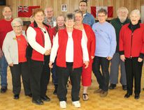 A group shot of the Lake Huron Friendship Club during the card games and activity day at the Point Clark Community Centre. Card games are just one of many things planned for the group every week and presents an opportunity for anyone over 50 years old to get involved for only 10 dollars a year.
