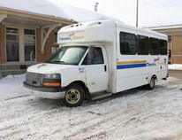 Handy-Transit service in Timmins will be provided to a wider area of Timmins, but also at a higher cost. In view of the fact that taxi companies in the city have not provided any accessible taxicabs, the city has decided to offer a pay-as-you-go Handy-Transit service to remote and rural areas of the city, with fares running as high as $30.