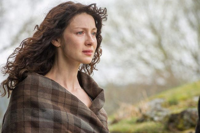 Caitriona Balfe appears in a scene from Outlander in this image released by Starz. Neil Davidson/The Canadian Press