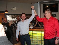 Todd Goudy earned 3,270 votes, 78.5 % of ballots to be elected the new MLA for the Melfort Constituency.