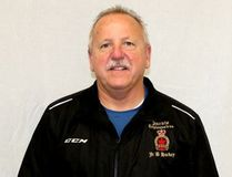 Sarnia Legionnaires head coach Mark Davis