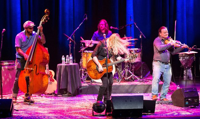 Sudbury's own JoPo & The RiZe will perform at the Sudbury Theatre Centre, 170 Shaughnessy St., on March 9 at 7:30 p.m. (doors open at 7 p.m.).