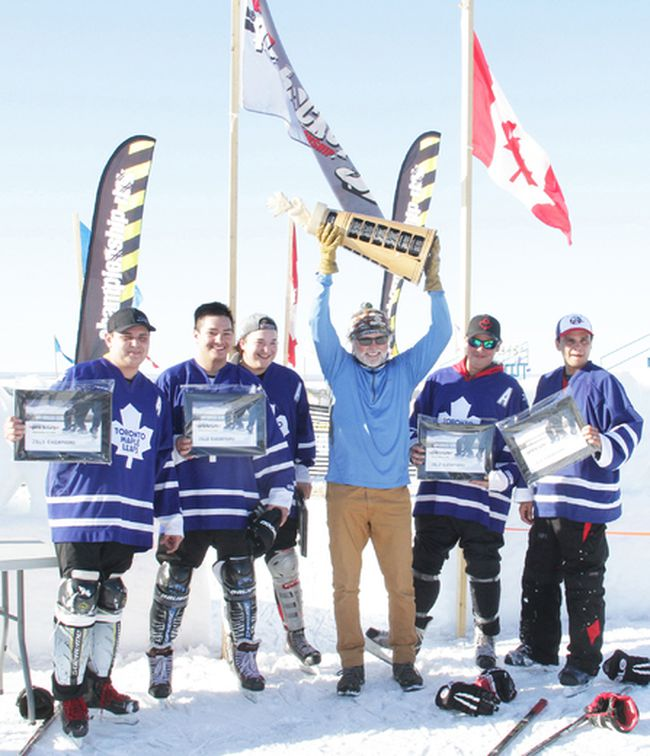 Joanne McQuarrie/Record-Gazette