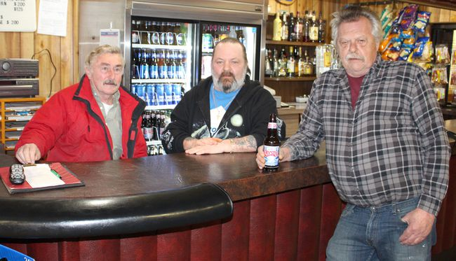 Pictured: Lucknow Legion Branch #309 members and volunteers get ready for the St. Patrick's Pub Day celebration from 6-10pm at the Lucknow Legion Saturday March 17, 2018.