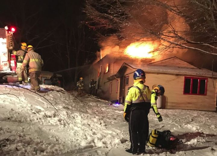 Man unaccounted for after house fire in Verona — OPP