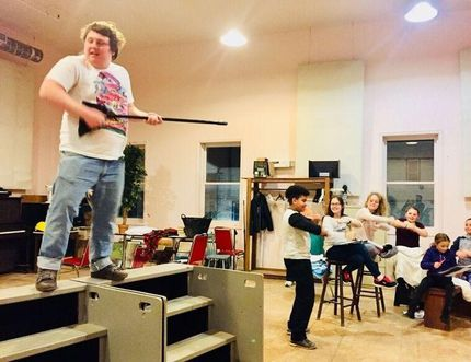 A Bunch of Munsch will hit the stage at Blyth Theatre on April 9. (CONTRIBUTED PHOTO)