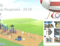 The Canadian Recreation Solutions playground was chosen by the Town of Blackfalds for the Valley Ridge Playground. (Photo supplied)