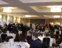 Hundreds of residents from across the Capital Region, as well as a number of neighbouring mayors and dignitaries, came together at Stony Plain's Heritage Park earlier this month for the State of the Region address. - Photo by Jesse Cole