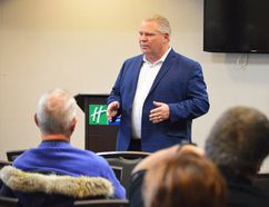 Doug Ford, who was in Timmins two weeks ago as part of his bid for the Ontario Progressive Conservative leadership, said Friday that a new PC government would put more importance on the role of Northern Ontario in the province's future. Ford, who was successful in becoming the party leader, was speaking during a teleconference with Northern Ontario media outlets.