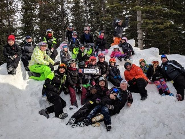 Cold Lake's Kinosoo Blizzards ski team had a successful weekend at the Jasper Junior Olympics earlier this month.