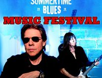 George Thorogood and the Destroyers will return to the Summertime Blues Music Festival on Saturday, June 30, with special guest Pat Travers. (Supplied image)