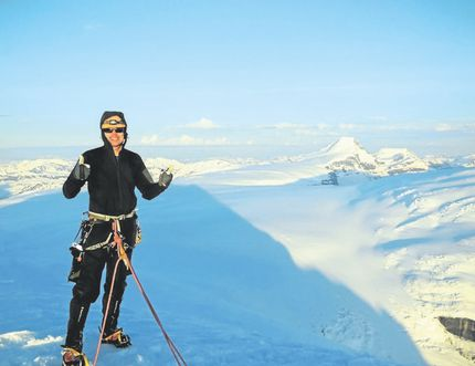 Canmore's Jean-Francois Dupras is planning on climbing the Seven Summits to raise money and awareness for mental illness.