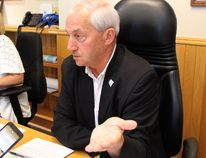 Mayor of Kenora Dave Canfield. FILE PHOTO/DAILY MINER AND NEWS