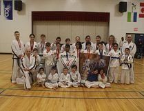 The Destiny Martial Arts Taekwon Do Club recently returned from a successful tournament in Edmonton at the Annual Phoenix TaeKwon-Do Tournament (2018 Fire and Ice Tournament) Mar. 9-10.