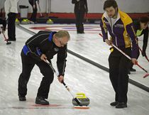 The Portage Curling Club's league play finished up this week. (Aaron Wilgosh/The Graphic)