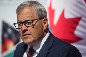 Federal Agriculture Minister Lawrence MacAulay (Canadian Press file photo)