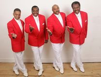 The legendary vocal group The Drifters will kick off the Concert in the Vineyard series on Aug. 2 at Burning Kiln winery. Contributed photo