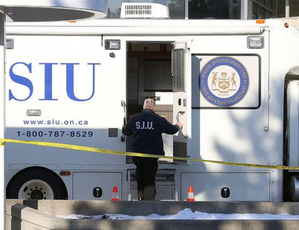 SIU is probing a police shooting in Sudbury.